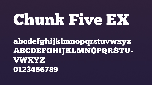 chunk-five-ex
