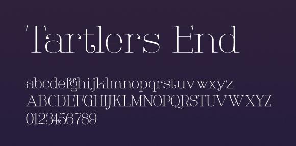 Tartlers-End