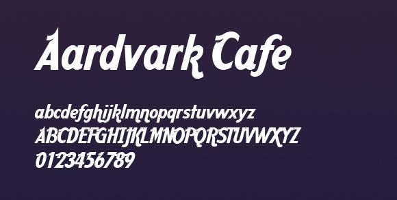 AardvarkCafe