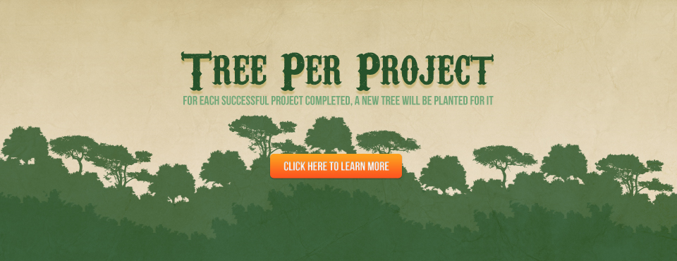 Tree Per Project