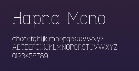 hapna-mono